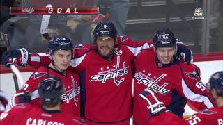 Gotta See It: Ovechkin completes hat-trick with breakaway snipe