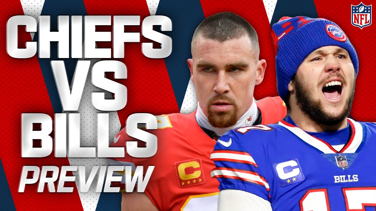 Chiefs vs Bills – AFC Championship Preview | The NFL Show 2020 | NFL UK
