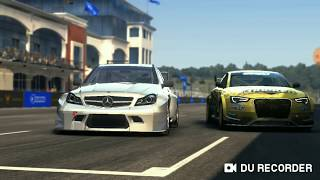 Grid Autosport ANDROID private beta gameplay Audi DTM