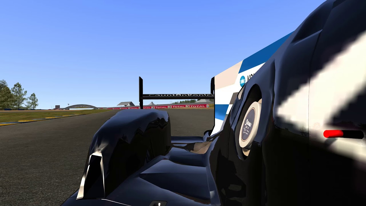 Assetto Corsa - Cadillac DPi-V R @Circuit de la Sarthe - Race - Onboard by  Jackson Shoemaker