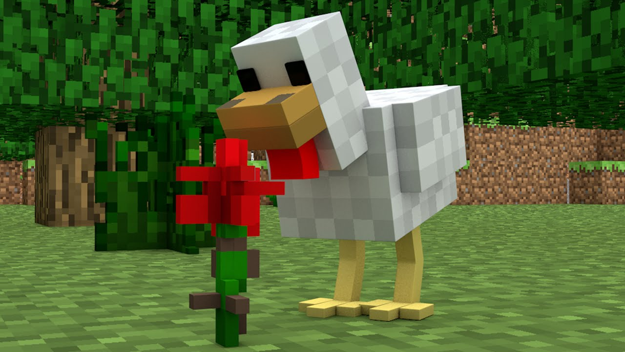minecraft how to get more chickens