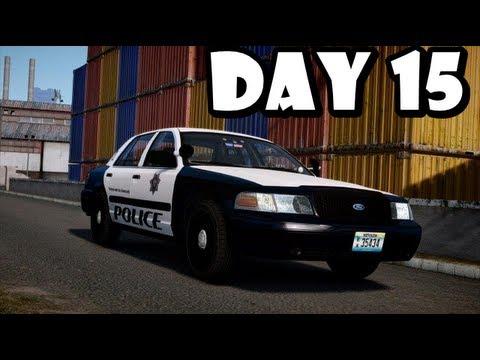 GTA IV: LCPDFR Day 15 - Las Vegas Metropolitan Patrol