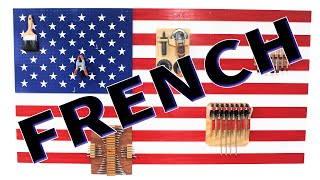 French Cleats FLAG Tool Storage