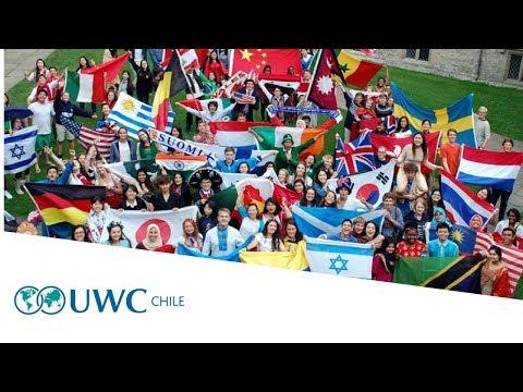 Charla Informativa Becas UWC Chile 2013-2014