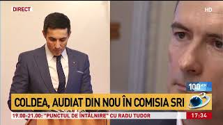 Claudiu Manda a anunțat noi audieri. Când va fi audiat directorul SRI