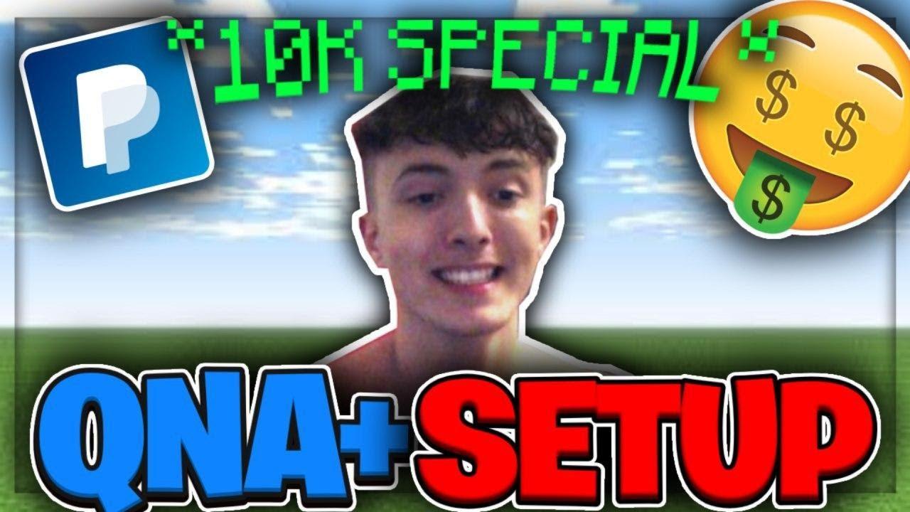 Setup Tour, QnA and Huge Giveaway (10k Special)