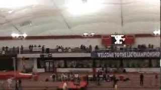 Kirsten DeFrance   2014 Lone Star Conference   Indoor Championship   800m 2:20.66 McMurry Record