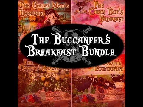 Buccaneer's Breakfast Bundle (from Isle of Custard) Review - 28 June 2016