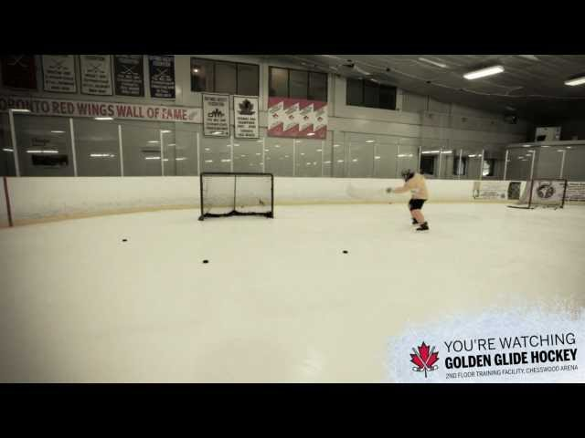 Golden Glide Hockey School Promo