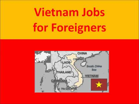 Vietnam Jobs for Foreigners