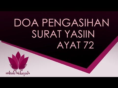 Doa Pengasihan Surat Yasin Ayat 72 Pemikat Hati Susuk Halal