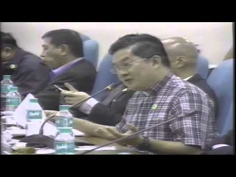 """Committee on Finance [Sub-Committee """"B""""] (September 29, 2015)"""