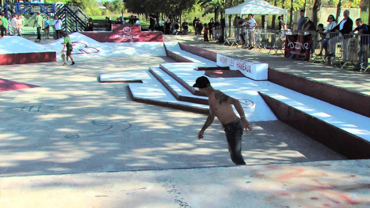 Le skateboard magny les hameaux youtube for Jardin de cocagne magny les hameaux