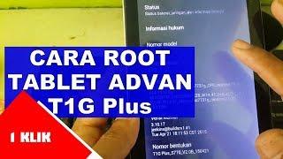 Cara Root Advan S5E.