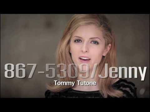 8675309/๋Jenny : Tommy Tutone