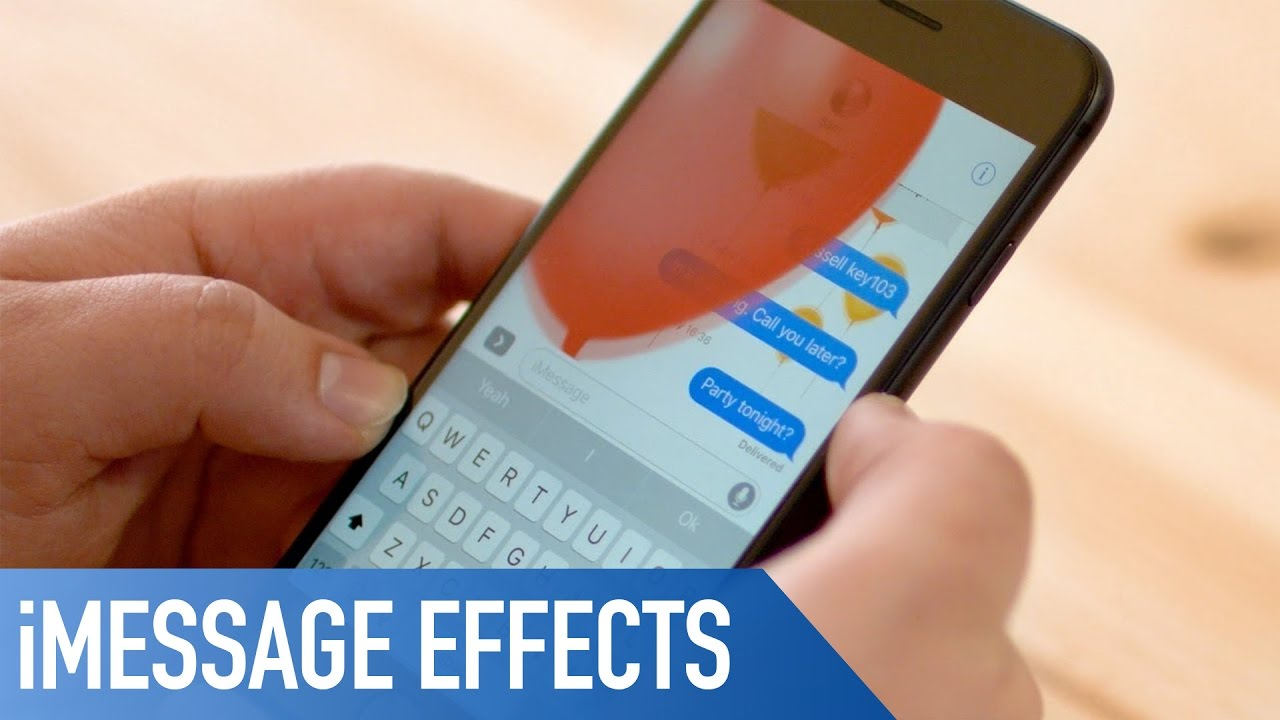 Ways to Fix iMessage Bubble Effects