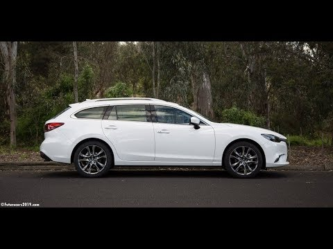 2018 Mazda 6 Wagon USA Review Specs and Features - YouTube
