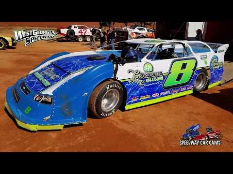 #8 Dalton Benefield - 602 - 3-31-18 West Ga Speedway - In Car Camera