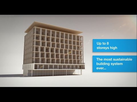 Building Systems by Stora Enso - Modular system