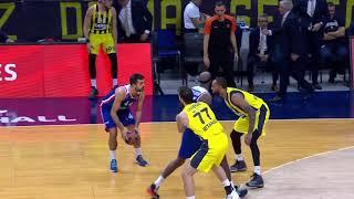 12.12.2019 / Fenerbahçe Beko - Anadolu Efes / Krunoslav Simon
