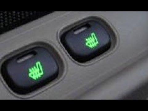 Обогрев сидения на ВАЗ 2108, 2109, 21099, 2113, 2114, 2115 Схема подключения.