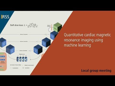Quantitative cardiac magnetic resonance imaging using machine learning