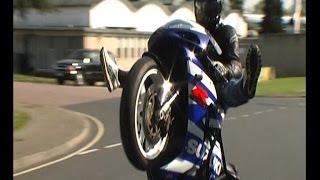 StreetAlias ASB Keep It Street Full DVD Film Sport Super Bike Stunts Tricks