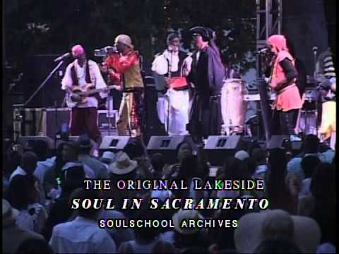 Soul School Television - The Original Lakeside LIVE!!! from Sacramento - Taped July 11, 2015