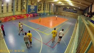 Первенство ПАО СИГНАЛ по мини-футболу цех № 2,3 -Маркетинг