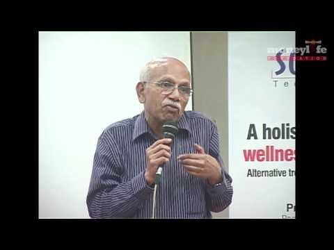 Professor Dr BM Hegde at Moneylife Foundation Part 1 updated