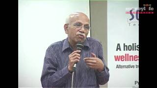 Professor Dr BM Hegde at Moneylife Foundation Part 1 updated