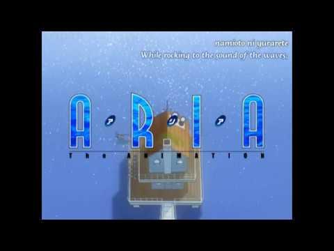 Aria the Animation OP - Undine