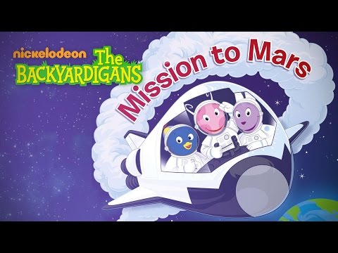 Backyardigans Mission to Mars - Movie Games for Kids (New 2014 Full Cartoons) HD