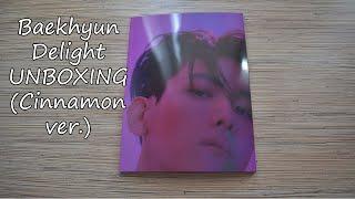 Baixar Unboxing Baekhyun 백현 2nd Mini Album Delight (Cinnamon Ver.)