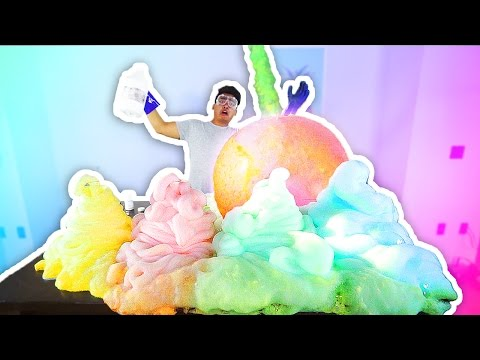 Thumbnail: WUBBLE BUBBLE ELEPHANT TOOTHPASTE EXPERIMENT!