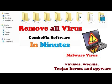 Fix computer virus in Minutes |Fix Virus malware Issue