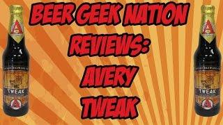 Avery Tweak (17.81% ABV) | Beer Geek Nation Craft Beer Reviews