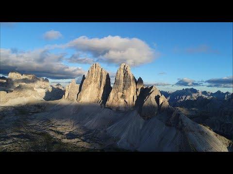 Tre Cime di Lavaredo, la Trinità delle Dolomiti