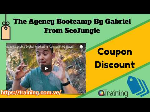 The Agency Bootcamp By Gabriel From SeoJungle Download