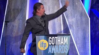 Ethan Hawke introducing 2017 IFP Gotham Tributee Jason Blum