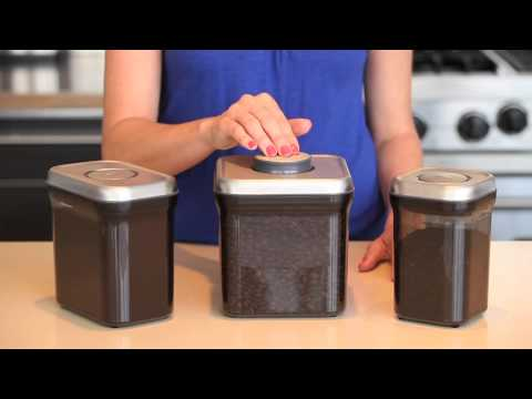Oxo Coffee Pop Container Youtube