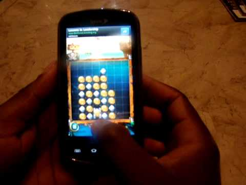Jewels Deluxe Level 28 Android Phone