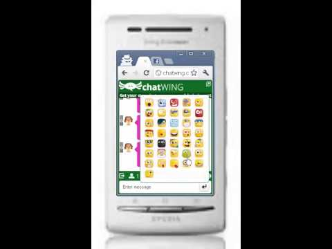 Get Android Chat On Sony Ericsson XPERIA X8