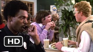 Police Academy 2 (1985) - Loud Lunch Scene (1/9) | Movieclips