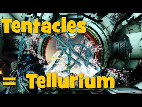Warframe - Tellurium Farming w/ Hydroid (works for other stuffs too!)