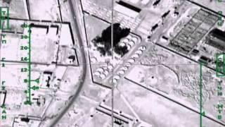 Нанесение авиаудара по одному из нефтеперерабатывающих заводов, принадлежащих формированиям ИГИЛ