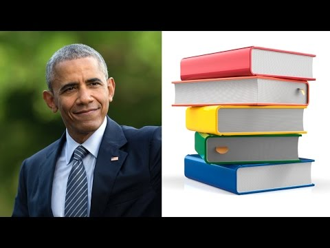The five books Barack Obama is reading this summer Mp3