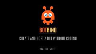 #BotBind #Nifak oluşturmak ve || Captain_Dark_YT | | kodlama olmadan ücretsiz kendi nifak bot host
