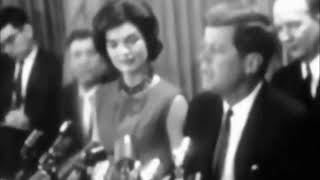 January 21, 1960 - Senator John F. Kennedy enters the Wisconsin Primary