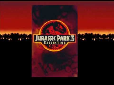 Jurassic Park 3 Archive Poster Gallery Remade